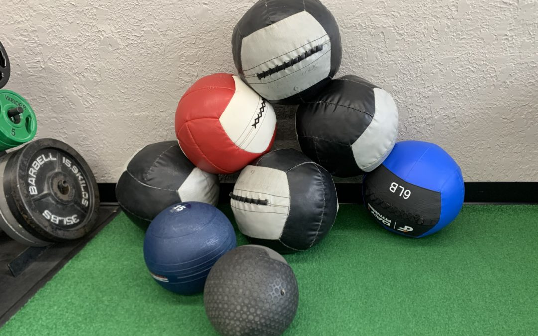 Our Favorite Medicine Ball Exercises